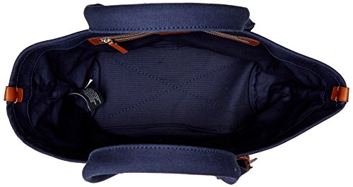 Marc by Marc Jacobs ST Tropez Tote Bag, New Prussian Blue/Ecru, One Size by Marc by Marc Jacobs (Image #5)