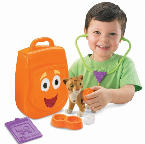 Go Diego Go Rescue Pack - Fisher-Price Go Diego Go My Talking Rescue Pack