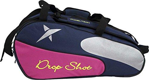 DROP SHOT Morgana Paletero Pádel, Adultos Unisex, Rosa, 1: Amazon.es: Deportes y aire libre