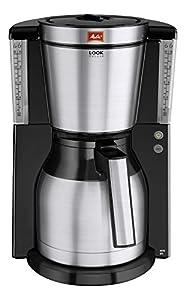 Melitta Kaffeefiltermaschine Look Therm DeLuxe, Aromaselector, Kalkschutz,...