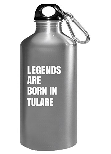 Legends Are Born In Tulare Cool Gift - Water - Glass Tulare