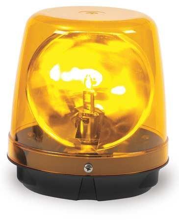 Strobe Light 5J, Permanent Mount, - Mount Amber Permanent