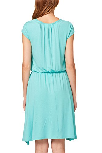 Robe Femme 470 Turquoise Bleu Esprit gdBwq5g