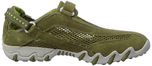 Mephisto Allrounder Niro Ladies Shoe 6.5 Leaf Green