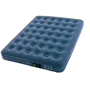 Wenzel Stow-n-go Insta-bed, Queen size (Navy Blue)