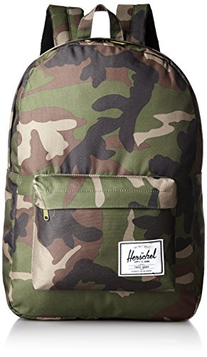 Herschel Supply Co. Classic Backpack, Woodland Camo, One (Woodland Camouflage Shoulder Bag)