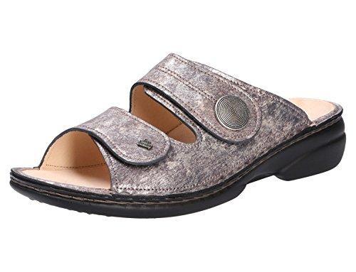 Comfort Clogs Finn Women's Dark Grey dwxxBUX