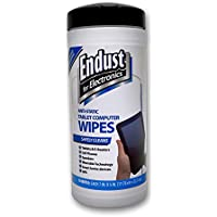 Endust for Electronics, Touchscreen Cleaning Wipes, Great...