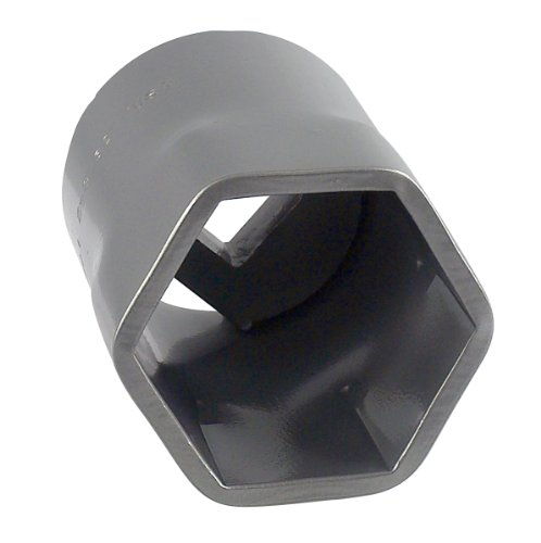 OTC 1901 Locknut Socket - 6 Point, 2-3/32 Opening Size (Locknut Socket 55mm Hex)