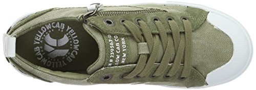 Sneaker Green Yellow W Strife Green Basse Cab Donna Verde qpaAp7xw