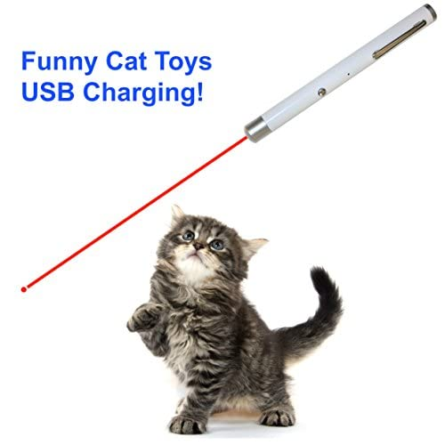 Cheap Cat Laser Toys   Crazy Cat Chase Toys   Interactive LED Light Pet  Toys