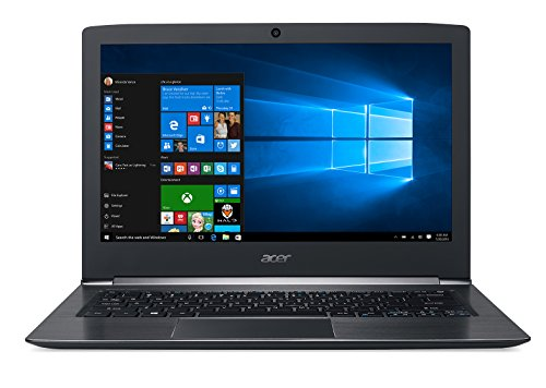 "Acer Aspire S 13 Touch, 13.3"" Full HD, Intel Core i7, 8GB LPDDR3, 512GB SSD, Windows 10 Home, S5-371T-76CY"