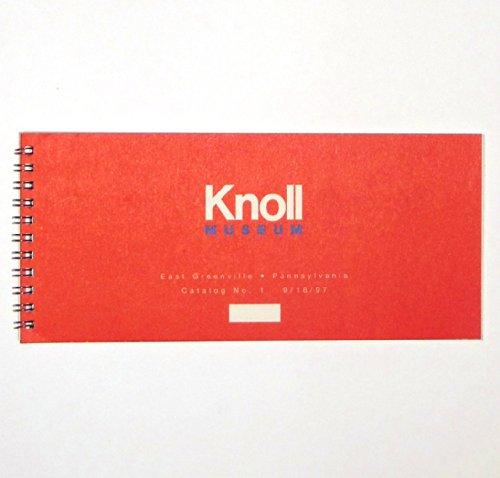 Knoll Museum, Catalog No. 1, 9/18/97