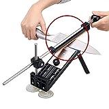 IMAGE Sharpening Stones Set 6PCS for Kitchen Knife
