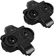 Bike Cleats Compatible with Shimano SPD SM-SH51- Spinning, Look X-Track Pedal System, Wellgo MTB, Indoor Cycli