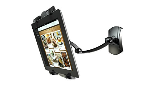 Fleximounts 2 in 1 Kitchen Mount Stand for 7-11 Inch Tablets Ipad Air/ipad Mini and Tablet of 7