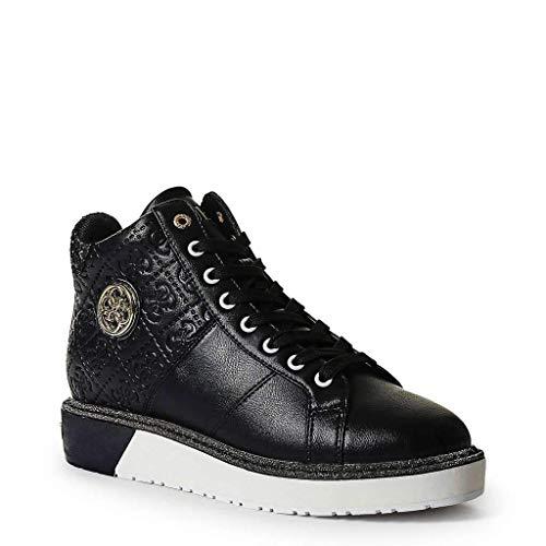 Pel12 Black Fldby3 Guess Negro Zapatillas p0TFwqxO