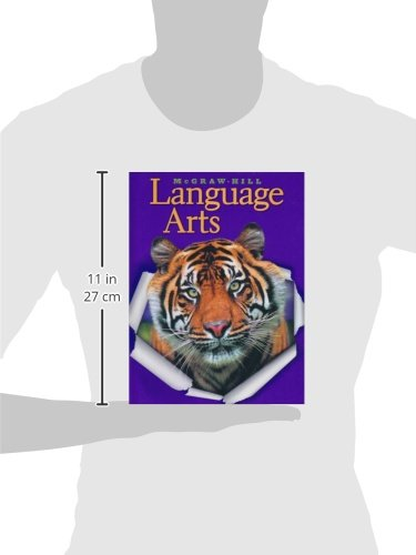 McGraw-Hill Language Arts Grade 4 (Hardcover)