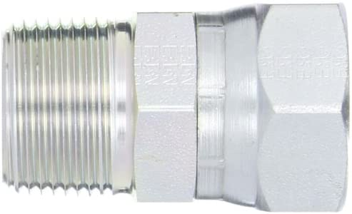 Brennan 12 Thread 1-5//16 30 Units Plug Steel 1 in Male JIC 37/° Flare, SAE
