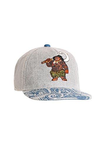 Concept One Accessories Moana Maui Kids Snapback Hat Standard ()