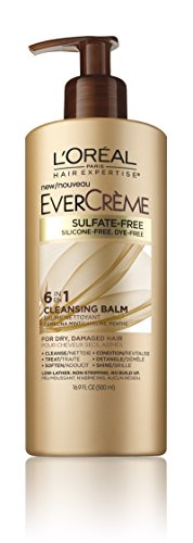L'Oral Paris EverCreme Cleansing Balm, 16.9 oz.