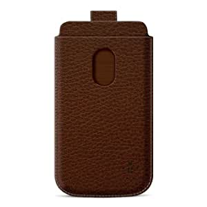 Belkin Pocket Wallet Case / Cover for Samsung Galaxy S3 / S III (Brown)