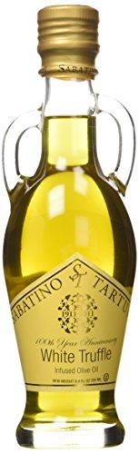 Sabatino White Truffle Olive Oil - 8.4 fl (Italian White Truffle Oil)
