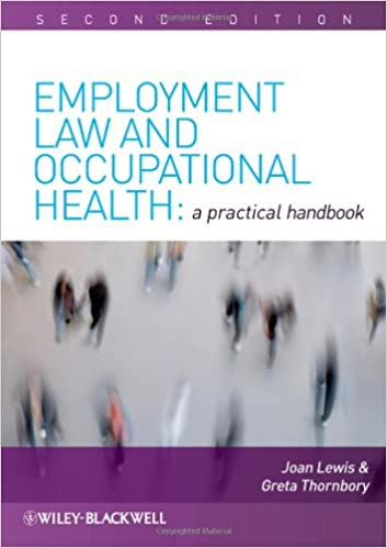 Descarga gratuita de libros más vendidosEmployment Law and Occupational Health: A Practical Handbook (Literatura española) ePub