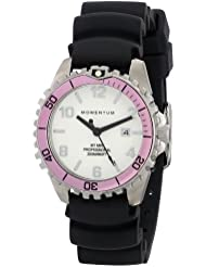 Women's Quartz Watch | M1 Mini by Momentum | Stainless Steel Watches for Women | Dive Watch with Japanese Movement...