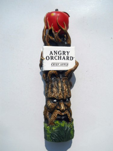 Angry Orchard Original Rare Tap Handle (Beer Rare)