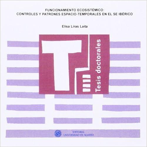 Funcionamiento ecosistémico: Controles y patrones