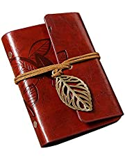 RuleaxAsi Unisex Retro Faux Leather Leaf Charm Tie Up Credit Card Holder Organizer Bag Gift