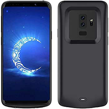 b22456576e7 Galaxy S9 Plus Battery Case, Mpaltor 5200mAh Portable Rechargeable Extended  Backup Charging Juice External Power