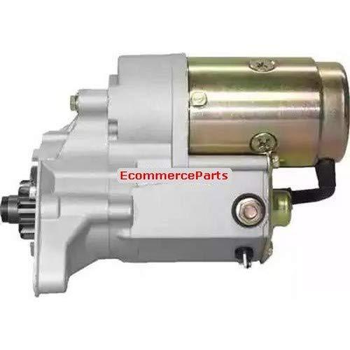 Alloggiamento N/° denti: 11 /Ø: 82,5 mm Motorino di avviamento starter 9145374940260 EcommerceParts Tensione: 12 V N/° fori filettati: 1 Rendimento in fase davviamento: 2 KW