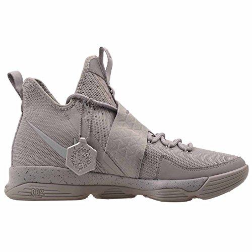 Nike Lebron Xiv Herre Basketball Sko 852.405 Sølv 92PIv