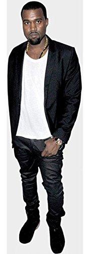 (Kanye West Life Size Cutout)
