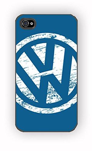 VW Volkswagen Logo for iPhone 4/4S Case