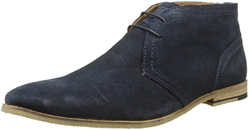 Redskins Wolnan, Zapatos de Cordones Derby para Hombre azul (Marine)