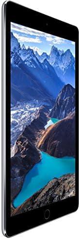 Apple iPad Air 2 (Space Grey, 64GB, Wi-Fi + 3G) (Renewed)