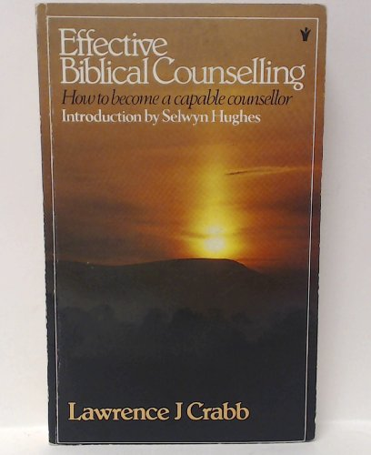 Effective Biblical Counselling