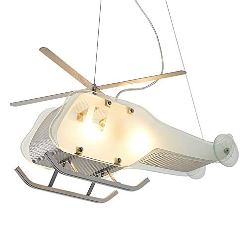Helicopter Pendant Light in US - 4
