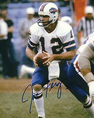75fe6b98 Autographed Joe Ferguson 8x10 Buffalo Bills Photo at Amazon's Sports ...