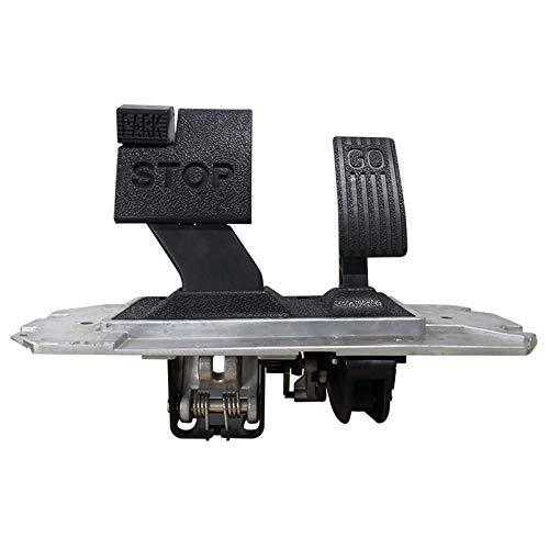 No. 1 accessories Club Car 103974821 Accelerator, Pedal Assy (2nd gen) Electric 2009-UP Precedent