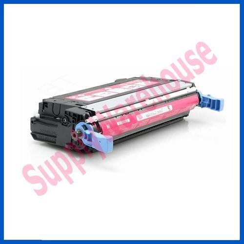 Unknown Remanufactured Toner Cartridge Replacement for HP Q5953A ( Magenta )