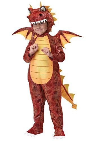 8eigh (Fire Ninja Toddler Costume)