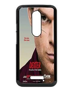 Fashionable design Dexter 010 Black Moto X 3rd gen Case Cover