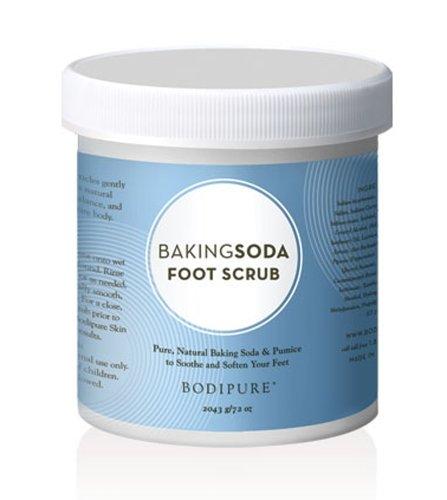 Baking Soda Foot Scrub