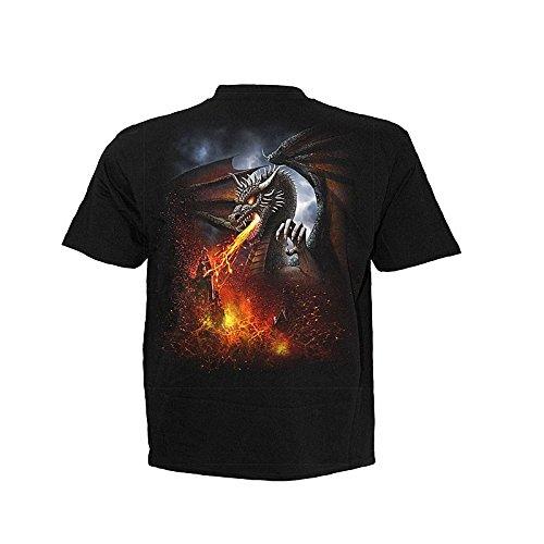 Spiral -  T-shirt - Maniche a 3/4 - Uomo