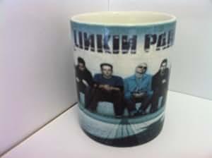 Linkin Park taza/taza de Michael Jackson