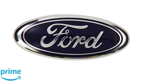 Ford 4673491 Insignia autoadhesiva para la puerta del maletero: Amazon.es: Coche y moto